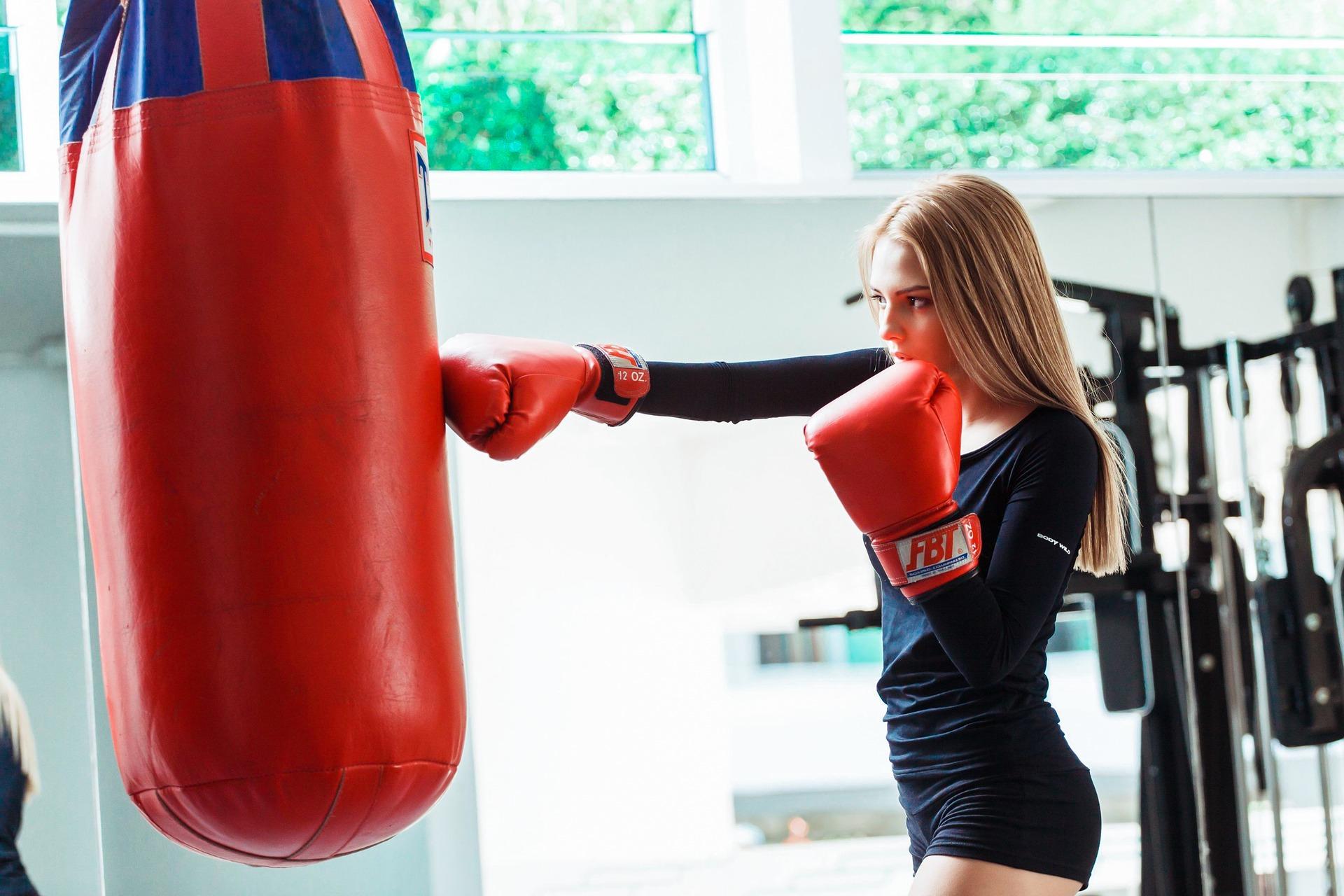 Boxe 100% Féminine Au Tonic !