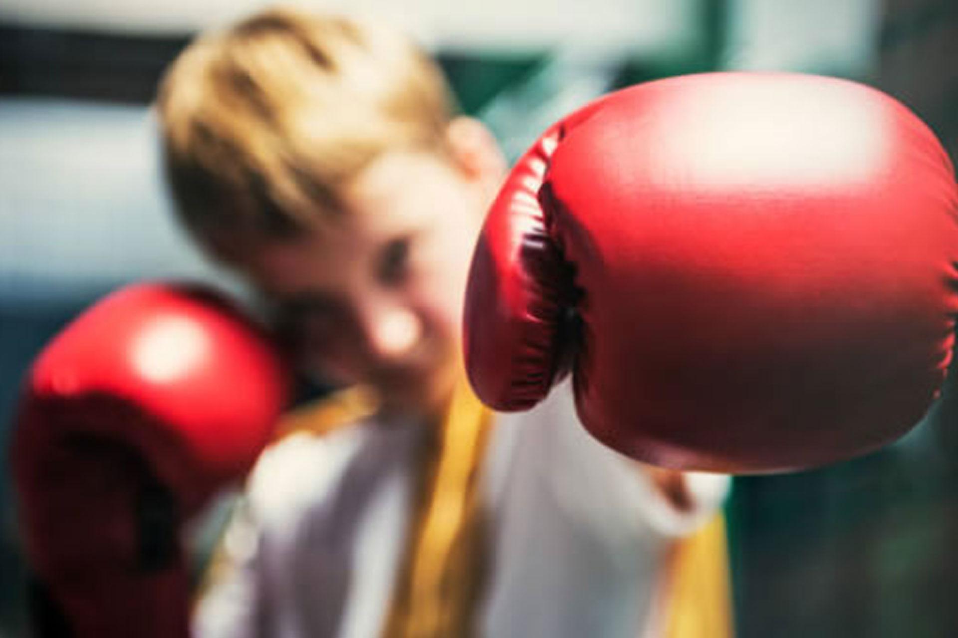 Cours De Boxe Pour Enfants Et Ados Au Tonic !